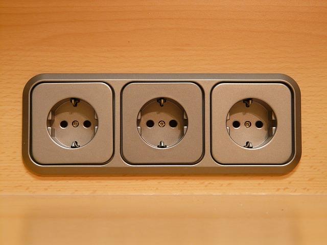 Mini Durchlauferhitzer können mit 230 Volt Steckdose betrieben werden